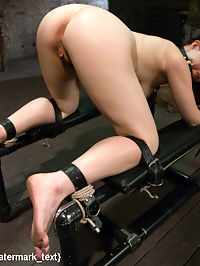 Jessica Ryans Submission : Brand new girl Jessica Ryan wants to be submissive but only after she puts up a fight and is taken down by a strong man. Watch this sexy girl get made into a submissive slut as she is manhandled, put in bondage and fucked hard!