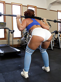 Training That Ass, Savannah Fox Day One : What assessment can be made of Savannah Fox other than Voracious Whore. What is the best way to bend a voracious whore to ones will? Deny Her. But first, she must sweat.I heard that she works out so I take her and my whip to the Armory Gym. She is strong! She knocks out probably 50 - 60 squats and sweat like a bitch in heat for us as I get some goals and rules out of her. Once she gets my program, I reward her with a hard squirting orgasm all over her pretty workout pants.I drag her to the dungeon and strip her down to naked. I slap some leather around her throat and fuck her face with anonymous, grunting dick. Between deep throat thrusts, I pick her up my the hair and torture her cunt with a vibe and whip the shit our of her tits. Thats when the pain slut emerges and she starts squirting all over the place. Who knew the little slut comes from having her nipples whipped? Girls got talent.The thing that really impresses me however is how fiercely she fucks that dick for us in reverse cowgirl. She is a fucking beast on that dick and we can barely keep up with her. It takes all I have to drain that cunt of everything its got, but I manage to get her completely used up and put away wet.