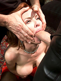 Special Feature Anal MILF Training Compilation : Highlights from the BEST Anal MILF Training Movies!Favorite MILFS Veronica Avluv, Simone Sonay and Holly Heart in the best anal MILF Training scenes that Kink.com has on offer!