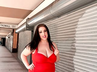 Top-Heavy Tourist : Beautiful, hot and fun, responded Kamryn Monroe when we asked her to tell us three words that describe the city of Miami.br br If we didnt know any better, we would have thought she was describing herself. But we do know better because despite her looks, Kamryn, a Boston native, is a very modest gal and she couldnt be more excited to be soaking up the Miami sun for the first time. While Kamryn is taking in the views on Miamis lush beaches and contemporary architecture, were sneaking peeks at her perfect tits. Not that she minds at all.br br We think this is a win-win for everyone.