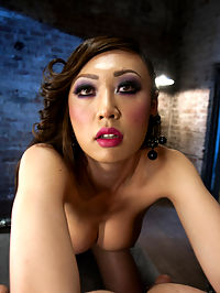 BONUS VENUS LUX POV SHOOT - SHE FUCKS YOU! : Venus is notorious for her seductive, dirty talk. She lays on the nastiest of verbal humiliation all in a whisper and all while looking right at you. This POV BONUS update is just a same taste of Venus and her cocktastic fucking skills. This update is all about worshiping Venus while she does what ever she wants to your holes.