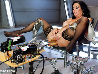 Big Titted Anal Milf Squirts Everywhere : Veronic Avluv challenges all of our most powerful Fucking Machines and our biggest dicks to a free-for-all-fuck-off and wins. When the shoot was over the machines were soaking, broken, and steaming from the never ending stream of raw sexual energy that she unleashed on our set. Our machines will never work the same way again....