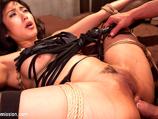 Dr. Mia Lis Anal Taboo : Dr. Li is an anal sex virgin, but in her fantasies she is an anal sex slut. When straight laced State Psychiatrist Mia Li takes on a deviant sexual offender as a patient, she finds herself drawn into a world of depraved sexuality and anal cruelty. Mr. Pete takes the sexy doctor on a fantasy trip of domination and hardcore sex in tight bondage, pussy pounding, and hard anal fucking in Mia Lis First Time Anal Scene.