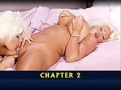 Ultimate Dawn Stone Chapter 2 : When it came to two huge-chested blondes giving each other the business, the lascivious and licentious pairing of 411 Dawn Stone with 58 Nikki Diamond must be included in a Clash of the Tit-ans list. To have been the meat in their big-boob girl sandwich. Aye, that was the dream for many.br br In part two of the iSCOREi Classic, Ultimate Dawn Stone, Dawn hooks up with go-to girl Nikki Diamond in search of getting lady-boners and they sure did. Nikki had made it with Brittany Love and she loved the sweet taste and scent of girls. Nikki also stuffed beads in the asshole of leggy blonde Tanya Danielle in another video that same year.br br Dawn and Nikki got their cookies baked in a flesh-grinding lezzie love-lappin complete with sex toys. It was destination orgasm for the two strapping blonde hitters. Their wet pussies drenched the sheets and we should know. Who do you think does the studio laundry?br br Some women look totally naked when theyre completely dressed. Nikki and Dawn are two of them. Of the two, Nikki is the aggressive one, the dirty girl, the bad girl, the nasty talker. Dawn was never big on talking dirty. Trying it would make her giggle and crack-up laughing. Dawn could do it when she wanted to but its not in her nature. What you see is what you get. Besides, Dawns body does all the talking.