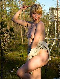 Nubiles.net Sofia H - Blonde hottie fucks her wet twat with big vibrator outside : Blonde hottie fucks her wet twat with big vibrator outside