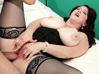 Cum Loving Wife : Big-boobed Jasmine Jones is a busty wife with a hunger for man-juice. I have a cum fetish. I like it all over my face, dripping from my mouth and just all over me. I have swallowed a few times but really enjoy seeing it all over me. I guess you could say it is a fetish of mine. Jasmine is certainly very passionate about her jizz-eating practices.br br Jasmines cum provider has saved up plenty of nut sauce for her, and he unloads a sizable amount on her face after she sucks and licks his big dick and gets her pussys cock quota filled. Some cum gets into Jasmines mouth and on her long tongue. Jasmine puts her fingers in her mouth and wipes the cum on her huge tits.br br Jasmine was very inhibited before deciding to try adult modeling. Her husband encouraged her. Sound familiar? Red Vixen, Shelby Gibson, Kelly Christiansen, Jayden Prescott and many more have husbands who enjoy their wives sexing it for the SCORE cameras and their own cameras.br br Said Jasmine, I would have never done photos or cam or adult films. I was told by my husband that I would be good at it, and I took his advice and tried it. I never looked back!