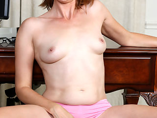 Anilos.com Camillejohnson - Horny teacher strips down and finger fucks her wet pussy : Horny teacher strips down and finger fucks her wet pussy