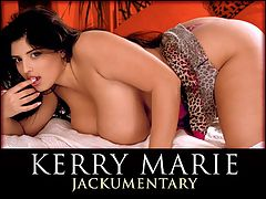 Kerry Marie Jackumentary : A British national treasure, Kerry Marie has one of the bubbliest and charming personalities in iSCOREi history. Blessed with a fantastic body, huge natural breasts and a lovely face, Kerry also has a great rapport with the camera. Kerry has the rare talent that makes the viewer feel as if she is talking directly to the viewer and only to the viewer. br br When you watch Kerry on video, you feel as if you are sitting in a chair right on the set as its being made. This is a rare talent. She also has a dirty mouth but the way she says rude things still sounds oddly wholesome. The editors of iSCOREi and iVoluptuousi always felt that Kerry would have been a great comedienne or comedic actress on television because of her sense of humor, her warmth and her charm. This is most apparent in her themed videos in which she plays different characters in different skits that were made at the iSCOREi Studio in Miami, Florida. br br People have always confused Kerrys nationality. br br I get accused of being anything from Spanish to Indian to everything, so some people dont believe that I am English. But I am English, just a little bit Greek. My real dad is half-Greek.br br If not for Linsey Dawn McKenzie spotting Kerry, she might never have decided to bare it all on-camera. I was table dancing and lap dancing for the Sunday Sport Newspaper in England. We traveled the country and one day I was working in a venue in London and Linsey Dawn McKenzie came in and started chatting with me. She said she had someone who would be interested in shooting me for big boobs. It was Linsey who got me in touch with your studio, so thank you, Linsey!br br This Jackumentary could easily have been 4 hours long. Heres to Kerry Marie, one of the greatest naturals.br