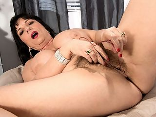image Mature woman buzzes fucks her holes Part 3