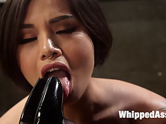 Interrogation Training Deputy detective fucked, beat and waterboarded! : Sadistic lesbian detective Mona Wales, trains hot new detective deputy, Milcah Halili, in the techniques of successful interrogation! Milcah learns to be a tough bitch by enduring humiliation, spanking, fingerbanging, flogging, nipple clamps, caning, fisting, face sitting, squirting orgasms, pussy and anal strap-on fucking, and an intense waterboarding session using Monas squirt!