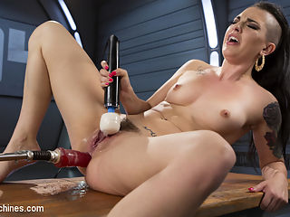 So Much ANAL That She Squirts!! : Rachel is a total badd ass and super hot. She is sexy as hell and always in a constant state of ready to fuck. She practically begs us to fuck her as soon as she arrives, and once we do she decided that its gong to be anal every chance she gets to put it in her ass. We dont have a problem with that and Im assuming you dont either.
