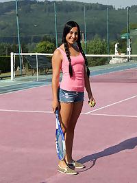 Tennis Coach : Tennis Coach featuring Ana Rose by Als Photographer