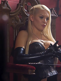 Dear Mistress... : When Seth Gambles girlfriend, Kenzie Taylor, takes a job as a dominatrix, their relationship suffers from her working long hours with clients. Things reach a boiling point when Kenzie brushes off Seths sexual advances to go meet a client, and Seth goes to extreme measures to get his girlfriend back.Super hot, big tit blonde Kenzie Taylor is smoking hot as the dominatrix that gets skillfully dominated and fucked by Seth Gamble. Kenzie is glamorous and beautiful in corset and fetish wear. She opens up wide for great anal shots in this movie, and Seth delivers the dominance in spades.