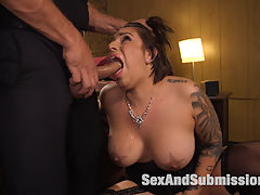 The Favorite Whore : When sexual outlaw Ramon Nomars favorite whore, beautiful Tori Avano, tries to rat him out for a deal gone wrong, he turns the tables on her and pushes her to the limits of sexual humiliation, hardcore BDSM and rough anal sex.Nomars expert dick work offers up Tori Avanos thick ass to the anal gods in this noir, pulp, sleazy porno flick. Ramon plays Tori like the sexy whore she is, but when his favorite whore tries to screw him over, he delivers a vengeful punishment fuck and sends a deep message up Toris ass.
