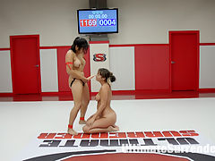 Loser left fucked hard with her asshole Gaping : Mia Li shows now mercy to cocky her rookie opponent. Charlotte Cross really thought Ultimate Surrender was fake. Boy oh boy was she in for a rude awakening. Charlotte is trapped on the mats and made to cum over and over against her will. Charlotte even Squirts while being held down and fingered. Mia Li imposes her will on to the bratty porn star. Charlotte is helpless and turned into a piece of meat. Charlottes asshole if fucked so hard its left gaping open