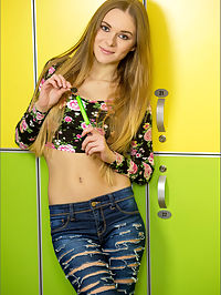 Karissa Diamond The Locker Room