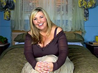 Devin Taylor The only interview : In this ultra-rare interview, the only video chat with Devin Taylor in existence, the star of the DVD iDevin Does South Beachi chats with two XL Girls editors about her interests, her extraordinary body and boobs as well as her background. br br This interview was conducted after the DVD completed filming. Devin was very protective of her image. She wanted to be presented in a way that followed that philosophy. Guys on message boards and bloggers can be very derogatory and nasty about girls in the adult area. Devin hates this attitude. We never heard her use salty language during her visits to XL Girls.br br I love thongs, says Devin in her very pleasant, precise and soft-spoken voice. Some people feel that if youre over a certain weight, you shouldnt wear a thong, but I think thats bull. If I feel sexy in a thong, then Im going to wear one! br br I love lingerie, and I always wear matching bra-and-panties, even under sweat pants. I do that for me! I deserve it. I wear a lot of skirts, short tops. Not too many v-necks because I get stared at. Theres that idea that if you have big breasts, youre trampy or looking for attention, but Ive had them all my life!