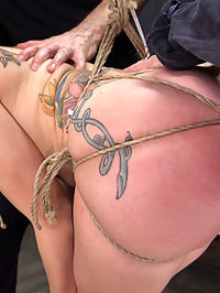 Polite Obedient Slut Takes It : Mandy Muse experiences The Training of O for her first time but is no stranger to Kink. James Mogul stretches the limits of Mandys ass, pussy, and mind using single-tail whips, floggers, zappers, and Owen Greys gigantic cock for anal fucking. Mandy Muse ultimately learns how a good girl takes it.