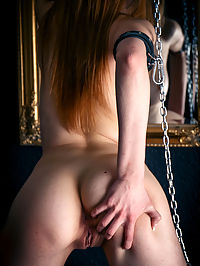 Shackled : Shackled featuring Marlyn by Higinio Domingo