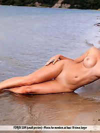Sun Bath : Rena