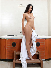 Sacha Hot Tub