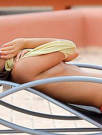 Sexy Yellow Panties