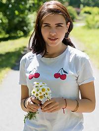 Cherry Bomb : Zhenya Mille Cherry Bomb by Tora Ness