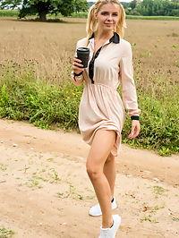 Nature Walk : Yelena Nature Walk by Tora Ness