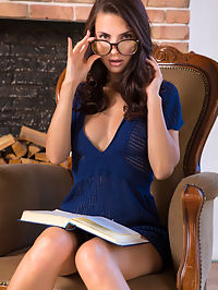 Scholarly : Jasmine Jazz Scholarly by Nudero