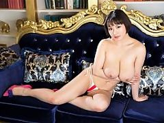 Beautiful Bikini Nipples : Kaho Shibuya is a big star in Japan. More people in North America are learning about her from iSCOREi. Shes been to the States for adult expos like AVN and Adultcon where several of our members have met her. Kahos English is excellent, as youve heard in her video interview. In this tit-chat, we learned a little more about her.br br iSCORELANDi Youre very sexy in this bikini video. How did you first learn about iSCOREi?br br bKaho It was in fact because of Hitomi, the multiple-times Model of the Year.bbr br iSCORELANDi Weve heard that youre friends. How did you become a model from the beginning?br br bKaho At first, I was looking for part-time work while teaching English, then I went to a job interview. During that interview, I was asked to be a model.bbr br iSCORELANDi What did you think of your first photos and video here?br br bKaho Love them! The shoot was really fun. We shot in Tokyo, so it felt just like home.b br br iSCORELANDi Do you go on webcam?br br bKaho No, I only do Instalive.bbr br iSCORELANDi What do your fans ask you to do most?br br bKaho Jiggle! Laughsbbr br iSCORELANDi Youre also a writer. Tell us about the blogs you write and the subjects you write about. br br bKaho Im proud of the fact that my blog ranks the top in Japans adult actressmodel category. blog.livedoor.jpkahoshibuya I mostly write about my recent works, behind-the-scenes of shoots or events, sometimes my private life like baking and cooking. I also have three columns in Japan, one weekly and the other two monthly.b