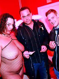 Swedish Tejbs : Tejbs gets fucked by Latisha who is exotic with big booty