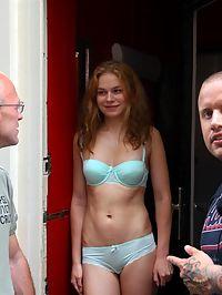 Petite Hooker : Cute cock sucking petite hooker loves fucking in Amsterdam