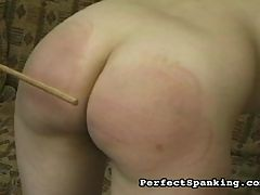 Student Masochist : This shy bookish nerd has the hots for her older tutor. When he leaves the room, she cant help rubbing her hot pussy. Her tutor catches her in the act and decides to show her exactly what will make her pussy throb. After getting her ass slapped and paddled, he leaves his mark on her with the cane.