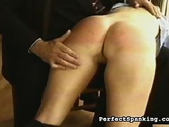 Old Fashioned Spanking : Two girls are sent for private tutoring, but when the mistakes pile up, the tutor is forced to use harsh corporal methods to correct them. Get a math problem wrong? Thats a paddling. Spelling mistake? Feel the lash of the cane, stupid bitch!