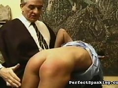 Terrible Spanking Discipline : Two girls are sent for private tutoring, but when the mistakes pile up, the tutor is forced to use harsh corporal methods to correct them. Get a math problem wrong? Thats a paddling. Spelling mistake? Feel the lash of the cane, stupid bitch!